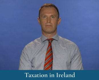 Irish tax residency and taxation of Irish source income