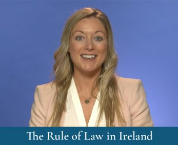 The rule of law in Ireland