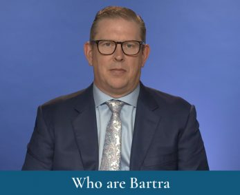 Who are Bartra?
