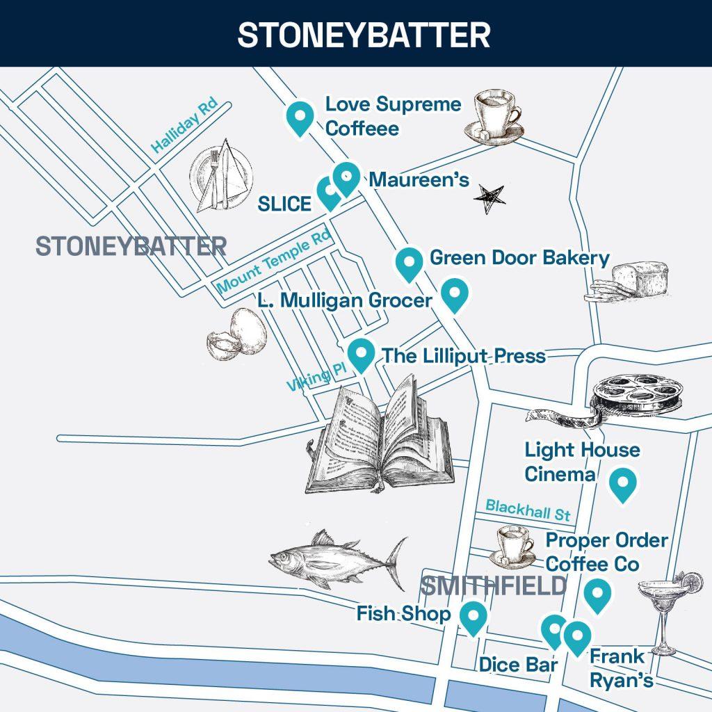 Stoneybatter Neighbourhood