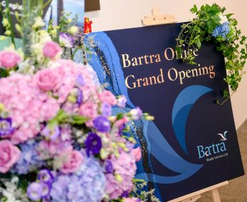 Bartra Wealth Advisors opens new office in Shanghai